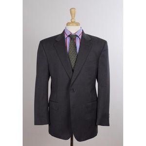 #JosABank Gold Signature 41R Gray Sport Coat 0191